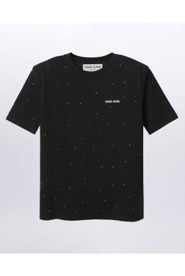 Yara T-shirt - Rhinestones