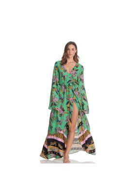MAAJI Herbacious Kimono