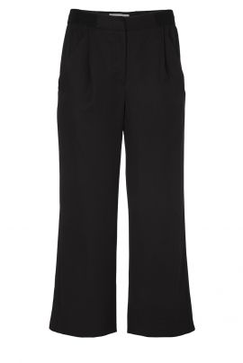Yaya Tencel Culotte with Waist Detail