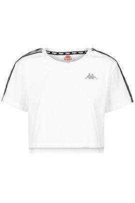 Kappa Apua white t-shirt