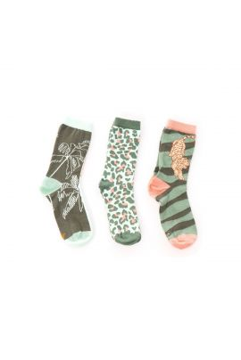 MAAJI 3 pack multicolored socks