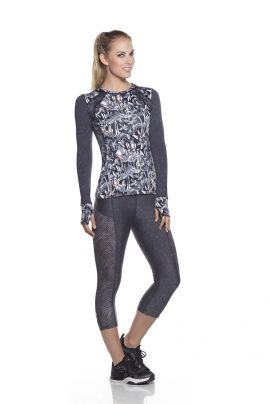 Maaji Long Sleeve Top