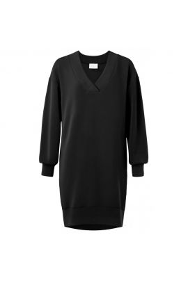 YAYA V-neck sweater dress
