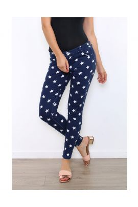 DAPHNEA JEANS WITH STARS