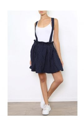 Daphnea Pleated Skirt