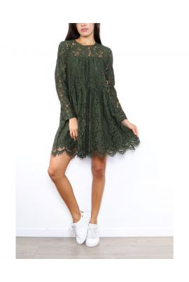 Daphnea Lace Dress