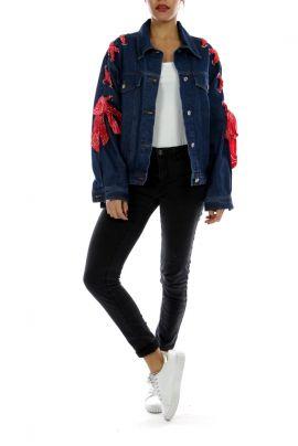 DAPHNEA jean jacket