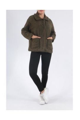 DAPHNEA JACKET WITH POCKETS