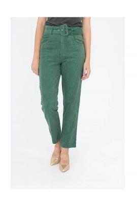 Daphnea corduroy trousers