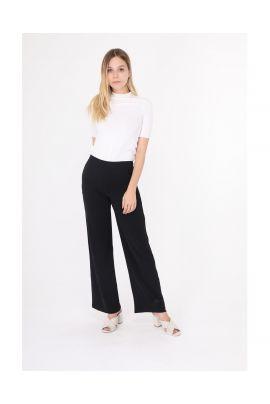Daphnea black trousers