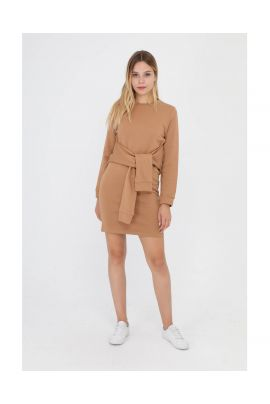 Daphnea sweatshirt dress ( + colors )