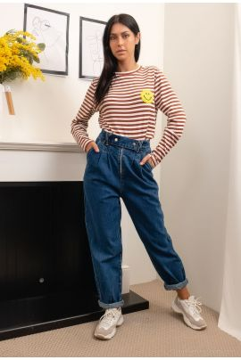 Daphnea Mom's Fit jeans