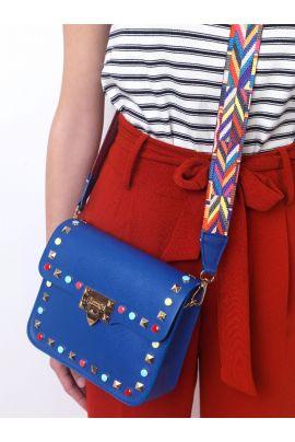 Andrea Cardone Leather Crossbody Bag