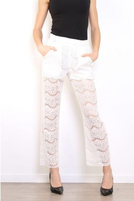 Daphnea Lace Pants