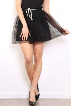 Daphnea Tulle Skirt