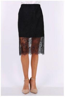 Daphnea Lace skirt