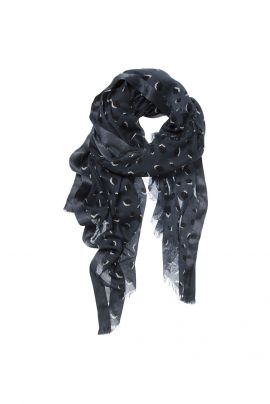 Yaya Animal Print Scarf