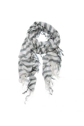 Yaya Striped Scarf