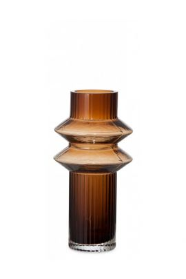 YAYA Glass tower vase – medium