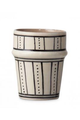 YAYA Moroccan cup dots