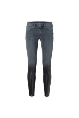 YAYA Skinny jeans with coating
