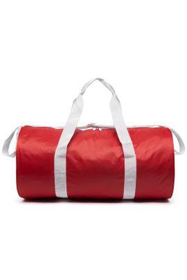 Kappa Exxi red unisex duffle bag